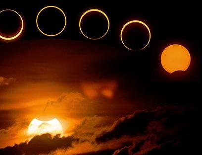Eclipses Solares Mexico Eclipse Solar Coincidirá Con