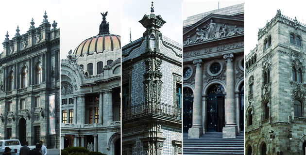 Carta de m xico fachadas espectaculares de la ciudad de for Sanborns palacio