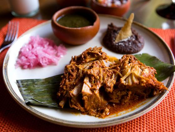 La inigualable cocina yucateca