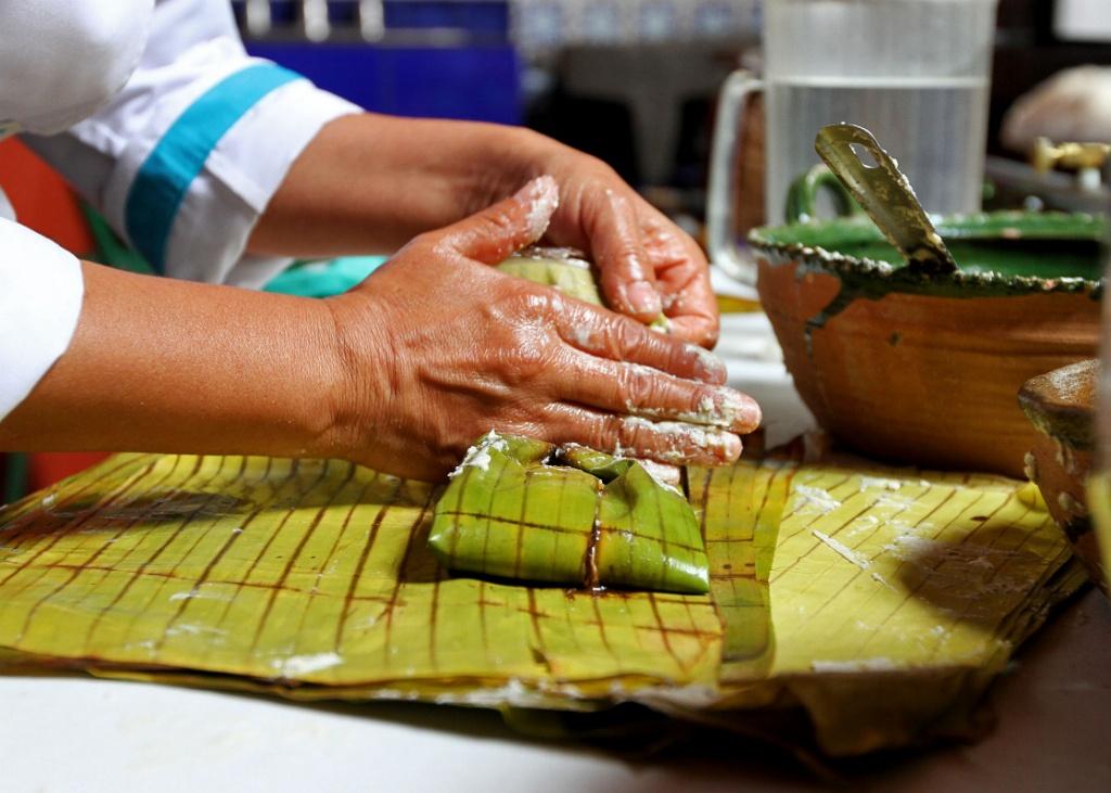 tamales oaxaqueños, de los mejores tamales de México