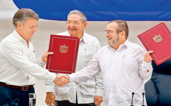 Paz en Colombia: Así se logró
