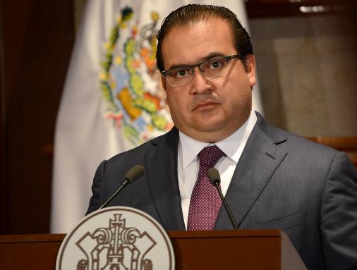Duarte pedirá licencia, se separará del gobierno de Veracruz