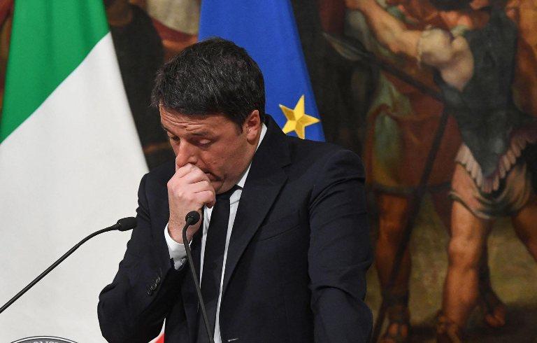 Ley de presupuestos aprobada; formalizo mi dimisión: Renzi