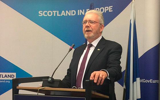 Escocia busca sacudirse