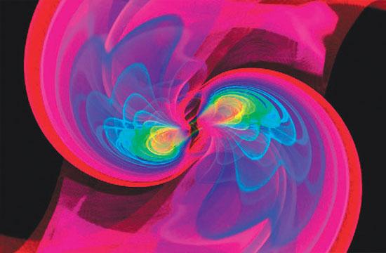Hallazgo de ondas gravitacionales, la noticia del año, según Nature
