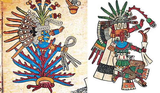 Develan simbolismo de dioses del pulque en la cultura mexica