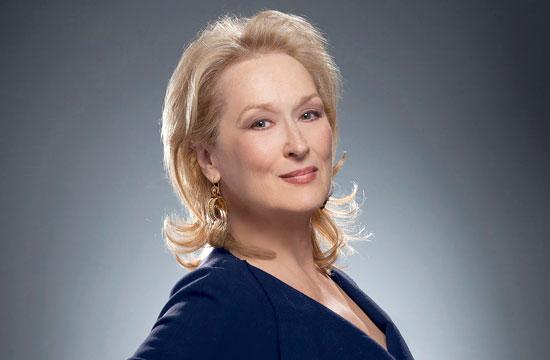 Actriz, cantante, leyenda... Meryl Streep