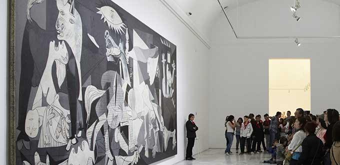 Celebrarán en Madrid 80 años del Guernica