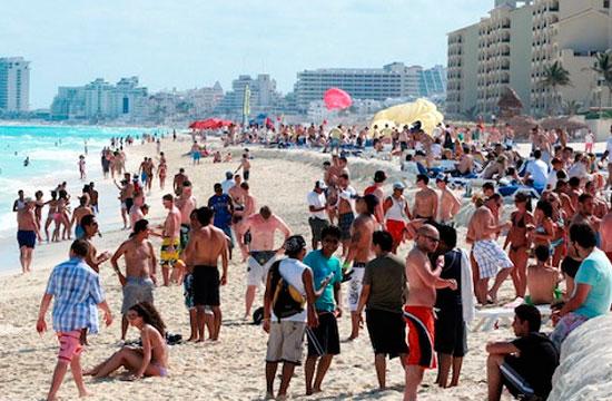 El PIB turístico creció más del doble que la economía: Sectur
