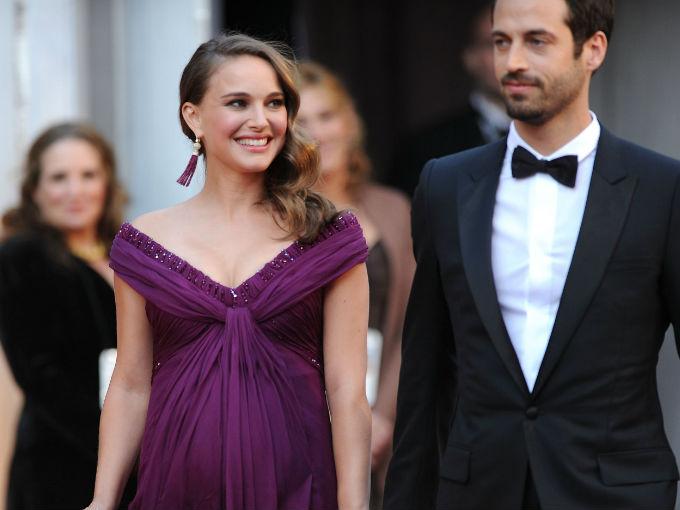 Ya nació la hija de Natalie Portman