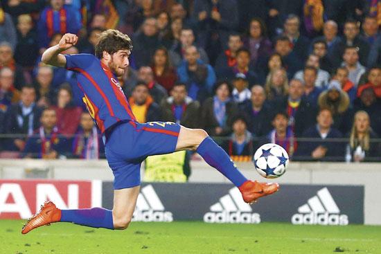 ¡Milagro en el Camp Nou!