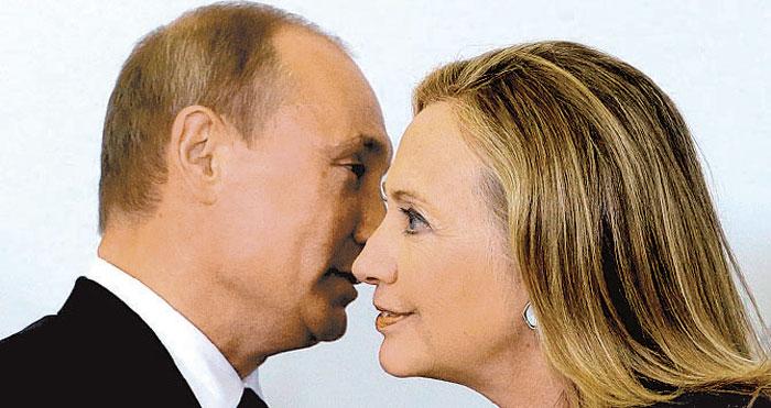 Embajador ruso también se reunió con gente de Clinton: Moscú