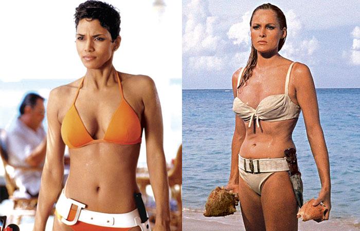 Ellas son las mujeres de Bond... James Bond