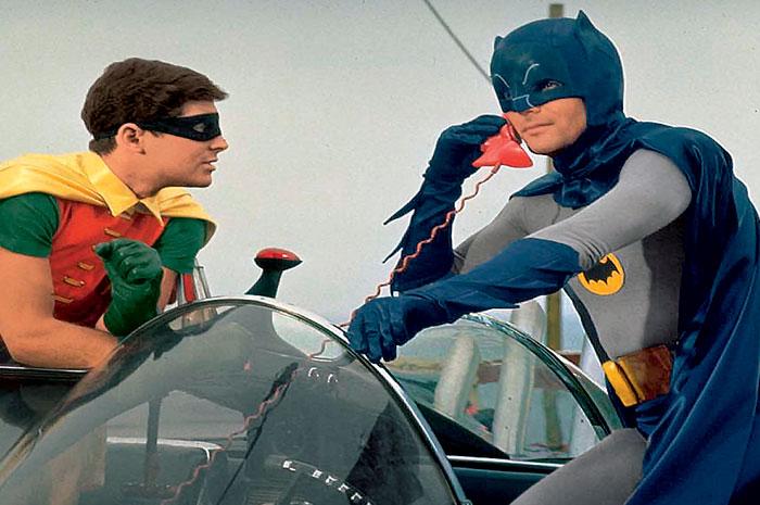 Murió Adam West, el más apasionado Batman