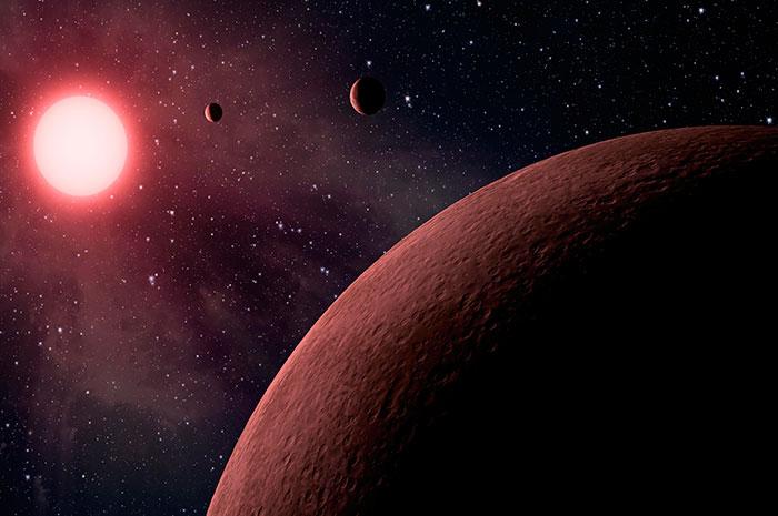 Descubre la NASA diez posibles planetas con condiciones de ser habitables