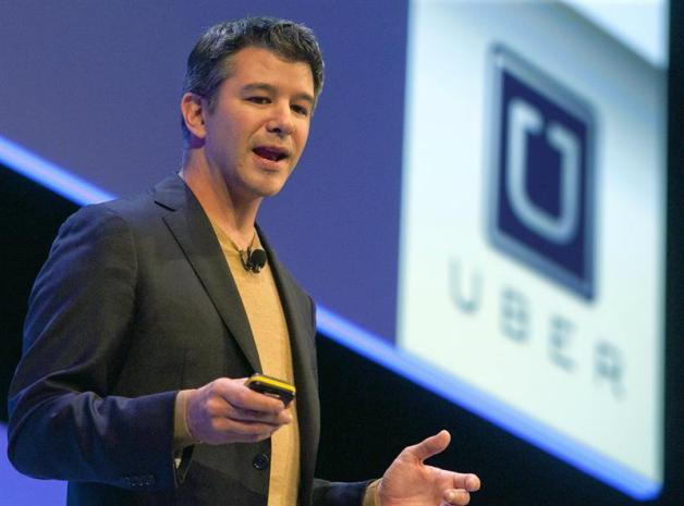 Renuncia Travis Kalanick, director y fundador de Uber