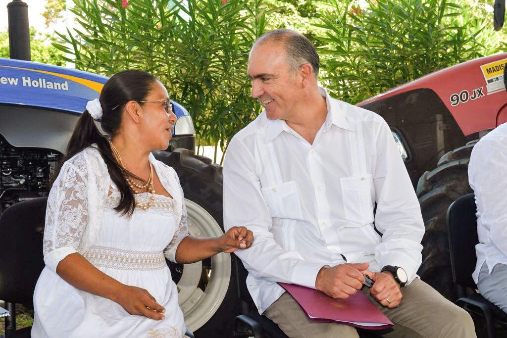 Cruzada en el campo nacional para mejorar la calidad de vida de los productores: SAGARPA