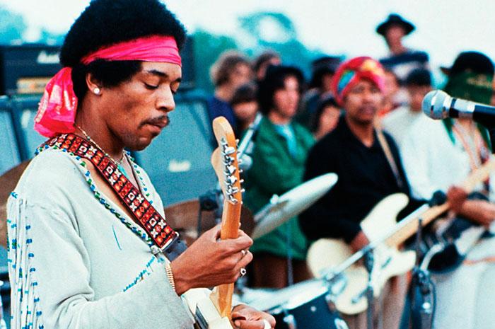 Se cumplen 48 años del inigualable festival de Woodstock