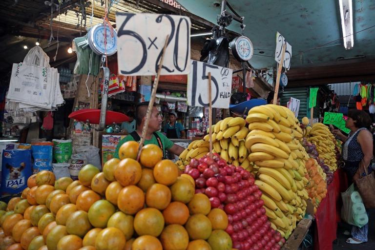 Inflación aumenta más de lo esperado en primera quincena de agosto