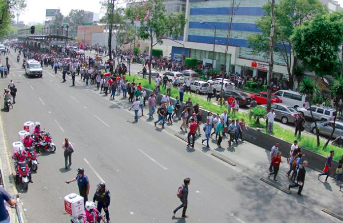 Varios sismos sacuden Oaxaca este 23 de septiembre; CDMX percibe el primero