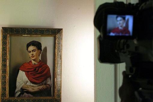 Obras de Frida Kahlo se exhiben por primera vez en Polonia