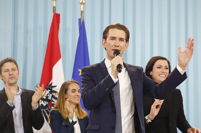 Austria tendrá el gobernante más joven de Europa