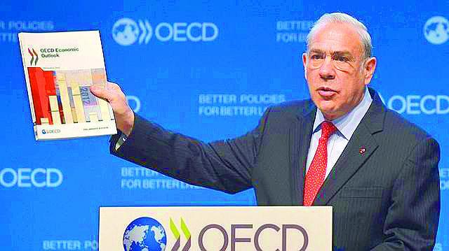 La OCDE mejoró la perspectiva de crecimiento de la Argentina para 2018