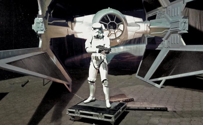 La Guerra de las Galaxias invadirá la Mega Feria Imperial