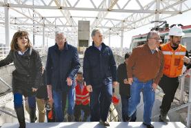 Tren Interurbano México-Toluca reporta avance de 70%: SCT