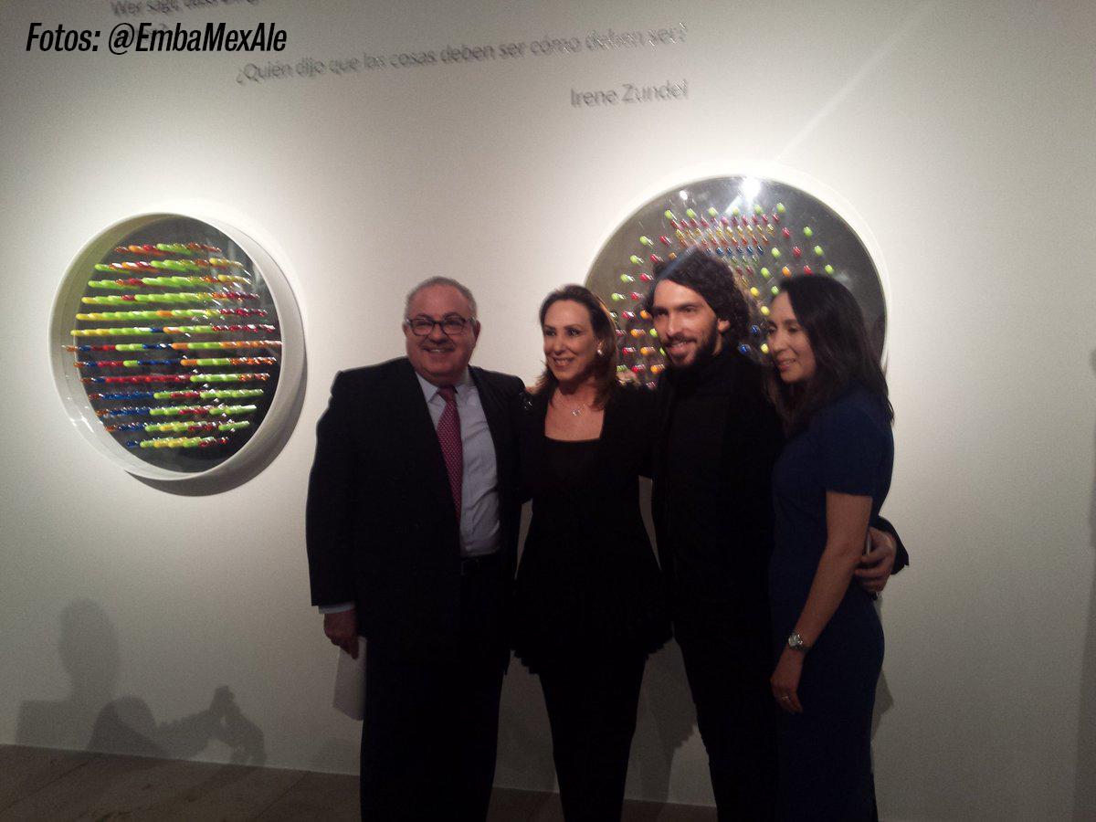 Inauguran Instituto Cultural de México en Alemania