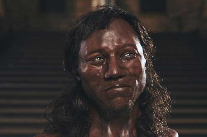 El primer británico era negro y con ojos azules: estudio