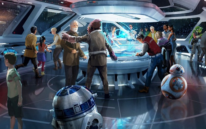 Star Wars tendrá parque temático y hotel