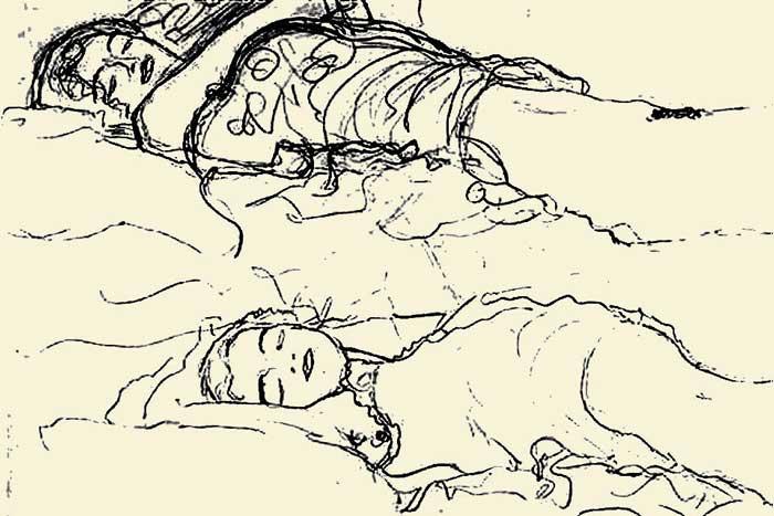 Presentan obra de Gustav Klimt desaparecida hace medio siglo
