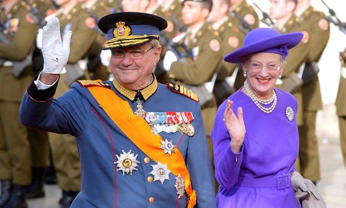Muere el príncipe Enrique de Dinamarca