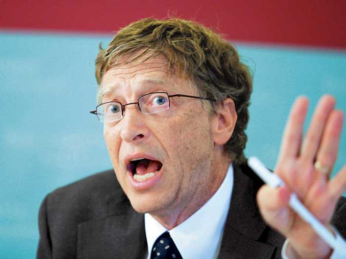 Los más ricos en EU deberíamos pagar más impuestos: Bill Gates