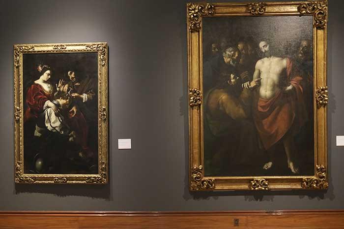 Llega La Buenaventura artística de Caravaggio al Museo Nacional de Arte