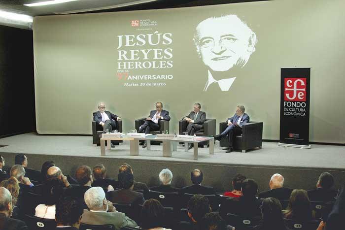 Jesús Reyes Heroles, el último gran político-intelectual de México
