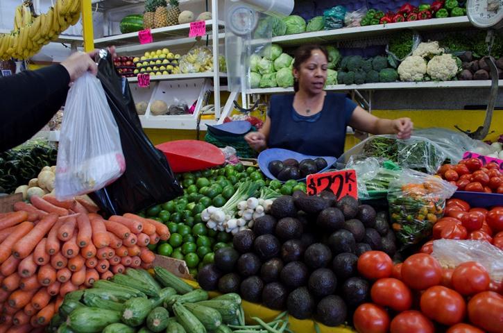 Inflación sigue a la baja; se ubica en 5.17% en primera quincena de marzo