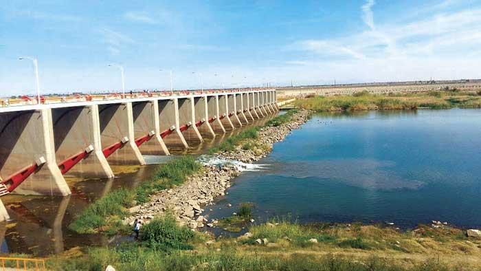 Los ríos de la frontera ya no pueden abastecer a las ciudades