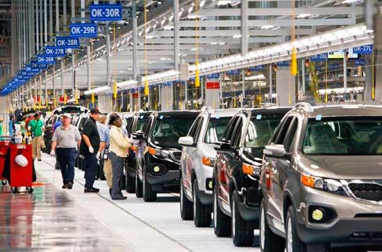 Incumplible la propuesta de EU en sector automotor