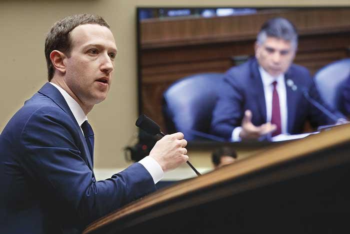 """Zuckerberg ve """"inevitables"""" las leyes para proteger la privacidad en internet"""