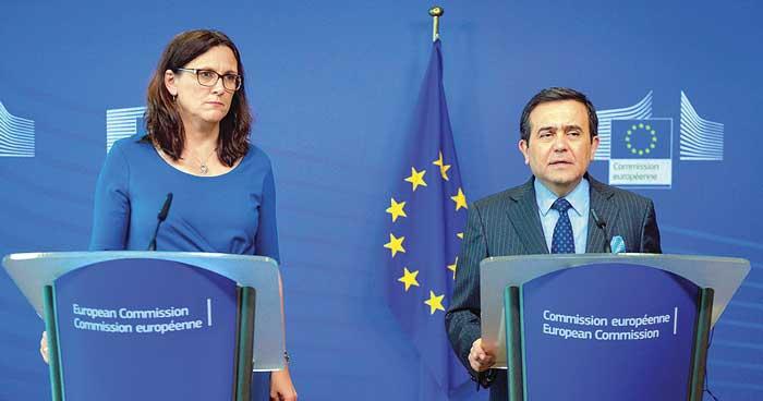 El acuerdo para modernizar el TLCAN podría alcanzarse en 10 días