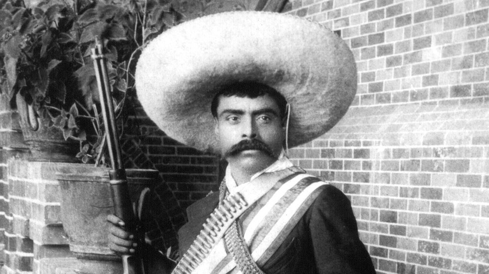 Hay que desmitificar la figura de Emiliano Zapata, dice Felipe Ávila