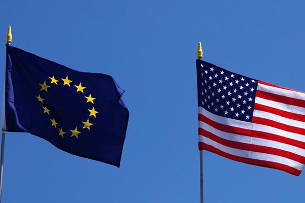 Aranceles europeos en respuesta a EUA entrarán en vigor en julio