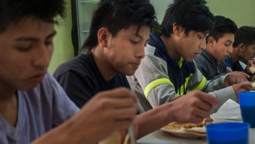 México, Ecuador, Colombia y Guatemala reclaman proteger a menores migrantes