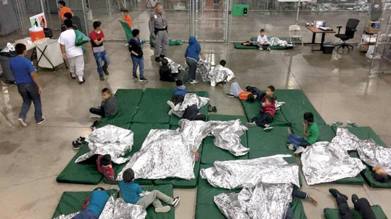 Frío y maltrato: la pesadilla de los niños detenidos en EU