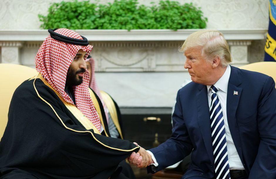 Arabia Saudí amenaza con represalias tras amenaza de Trump