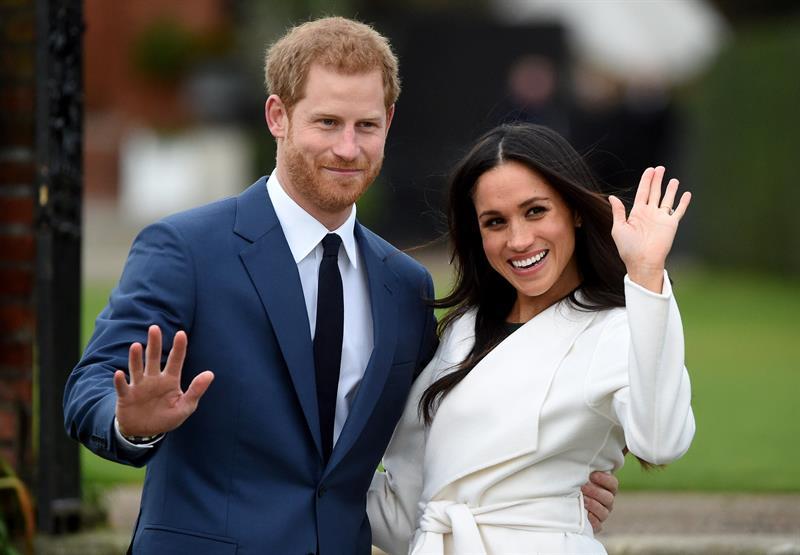 El príncipe Enrique y Meghan Markle esperan su primer hijo