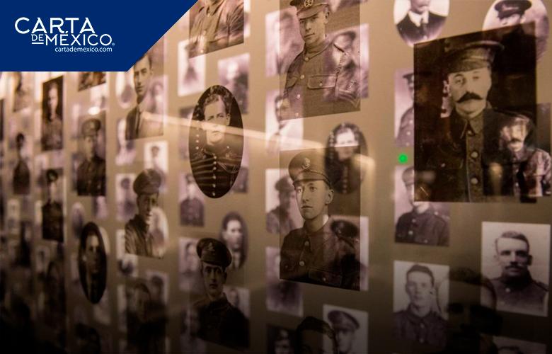 Líderes mundiales conmemoran el centenario del fin de la I Guerra Mundial