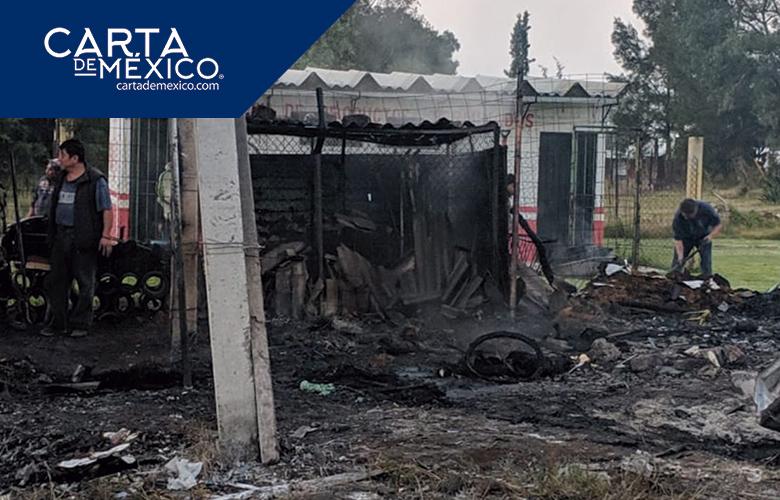 "Tultepec: la explosiva ""capital de la pirotecnia"""